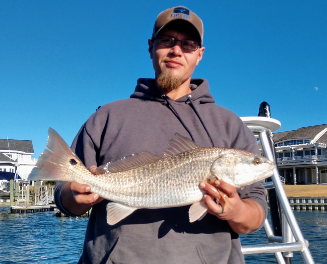 2-15-2019 NX Charters – Surf City, Topsail Island, Wrightsville & Carolina Beach Fishing Report 18