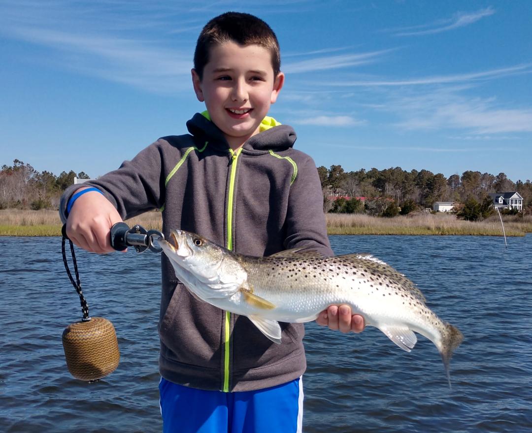 4-5-2019 NX Charters – Surf City, Topsail Island, Wrightsville & Carolina Beach Fishing Report 14